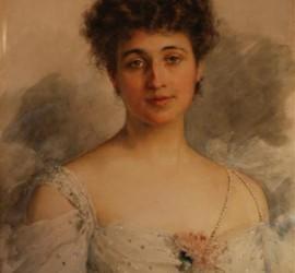 Portrait de Marie de Sormiou