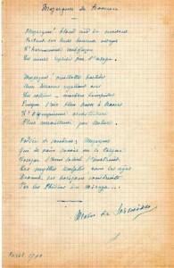 « Mazargues de Provence »